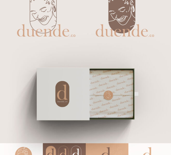 Duende.co Image Consulting Brand design