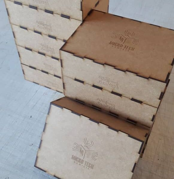 Gift boxes wood
